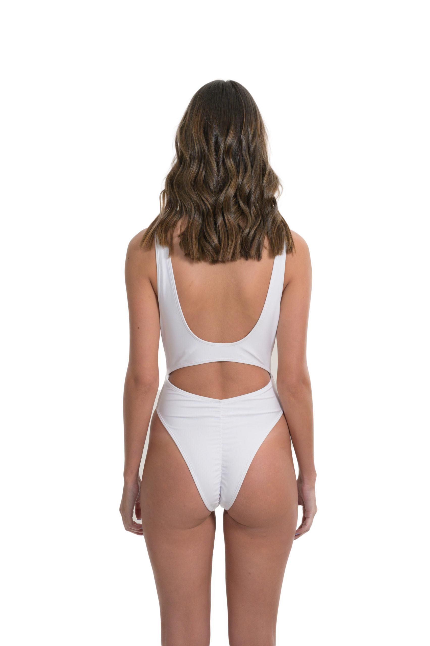 בגד ים שלם הוואנה | WHITE