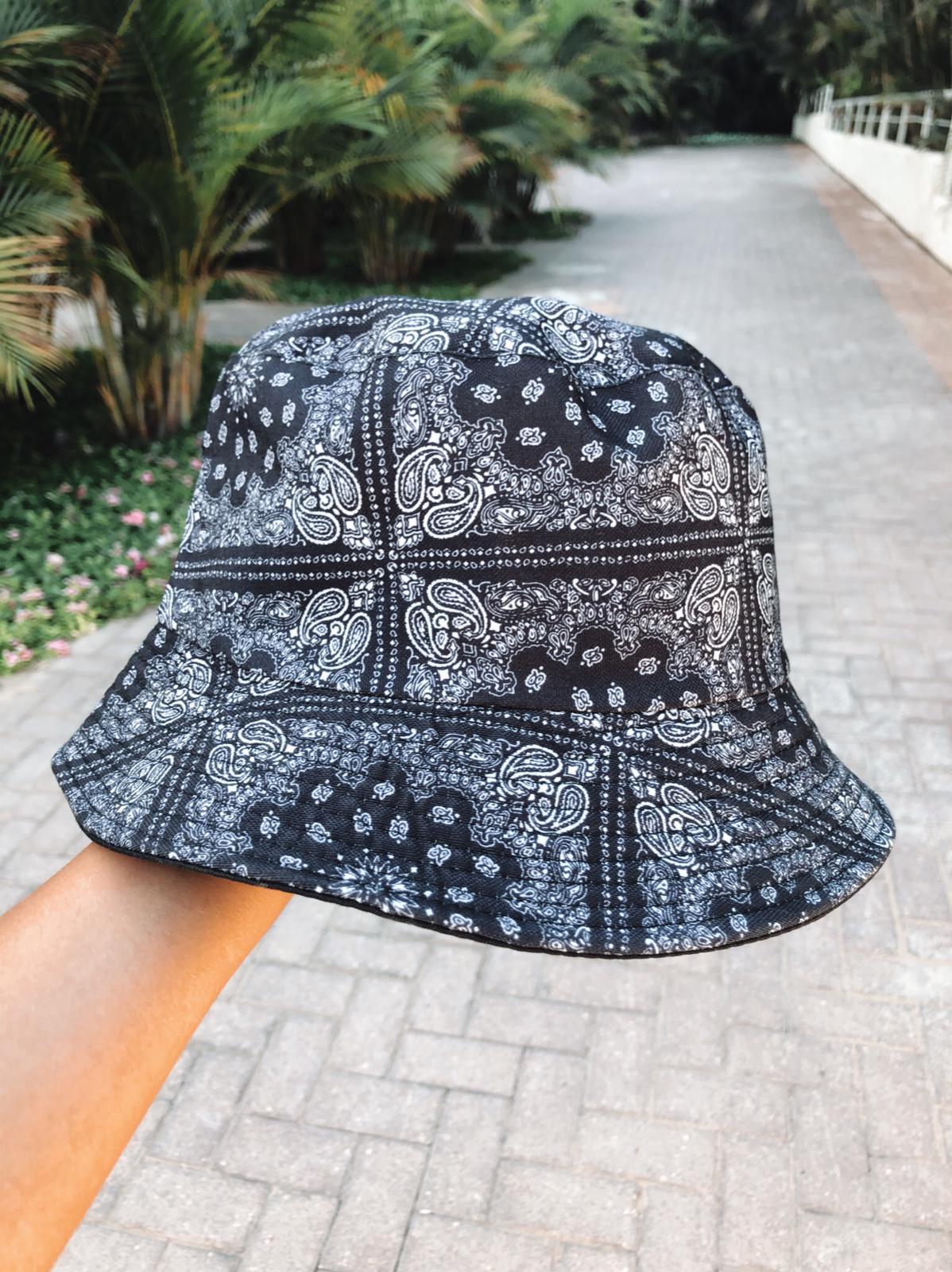 כובע טמבל | Black Bandana