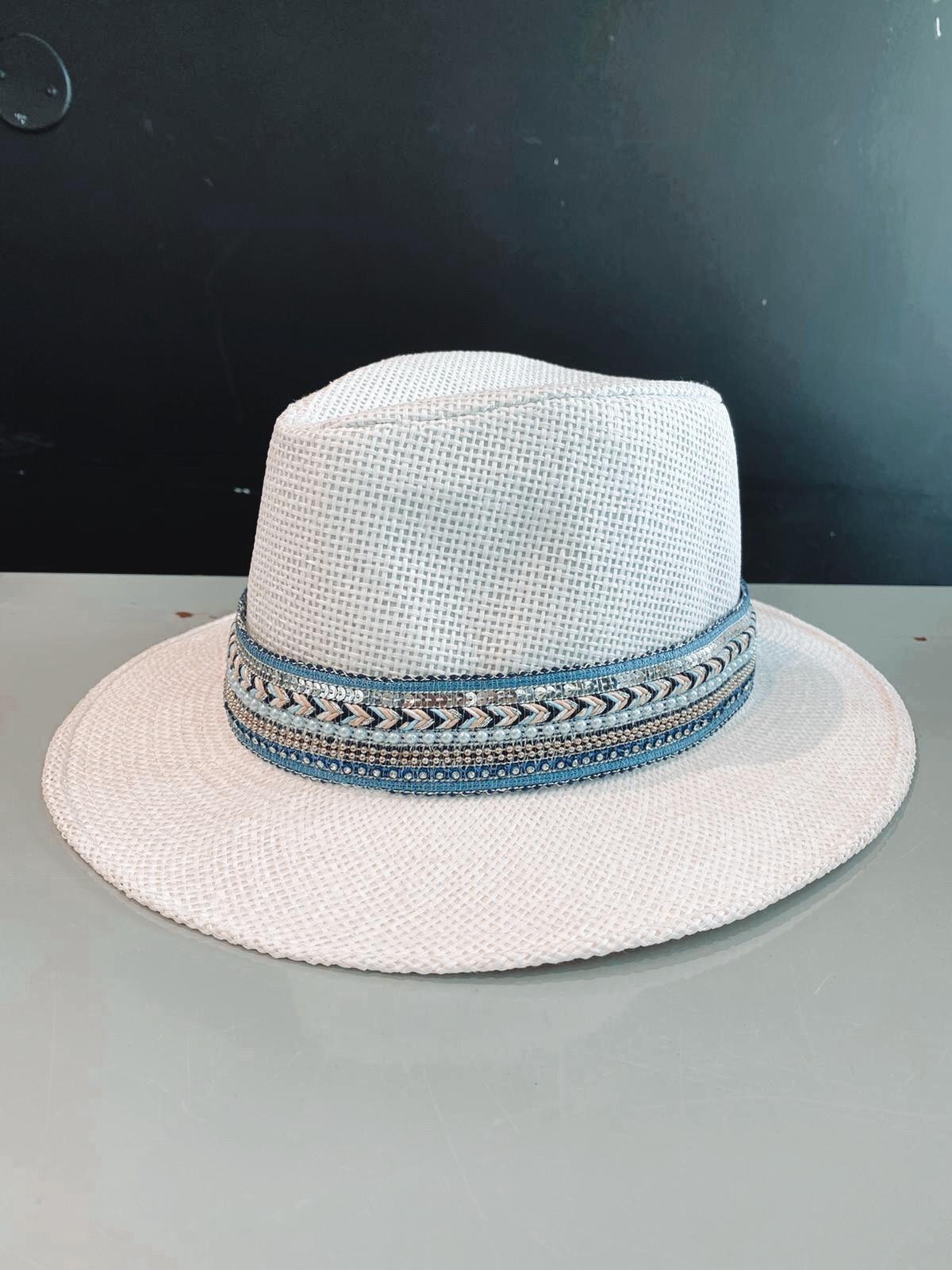 כובע אליה | כחול ים