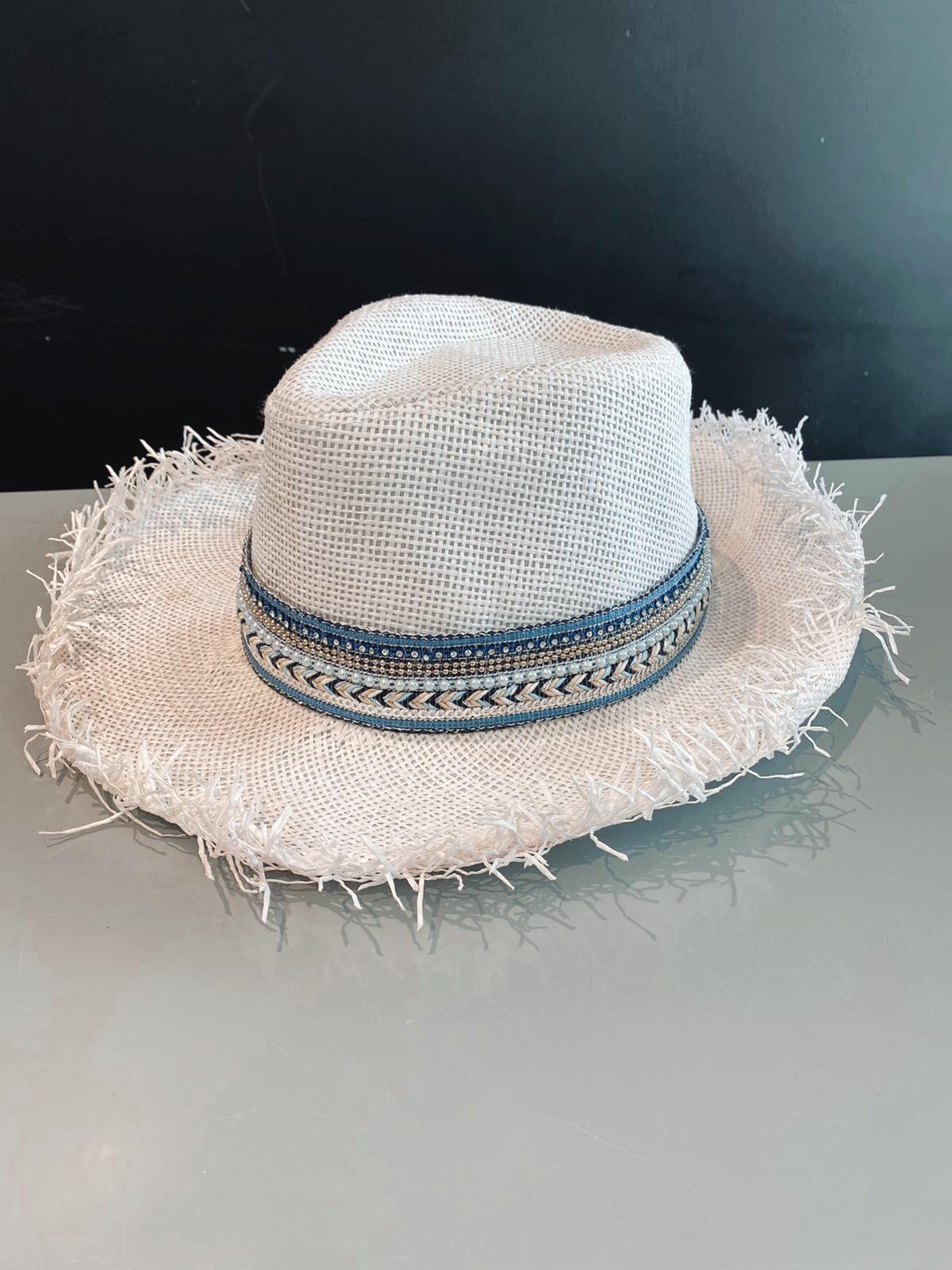 כובע בייקרי | כחול ים